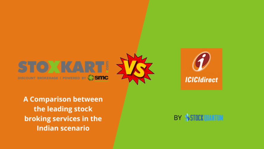 Stoxkart Vs ICICI Direct compare