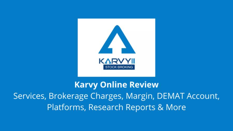 Karvy Online Review