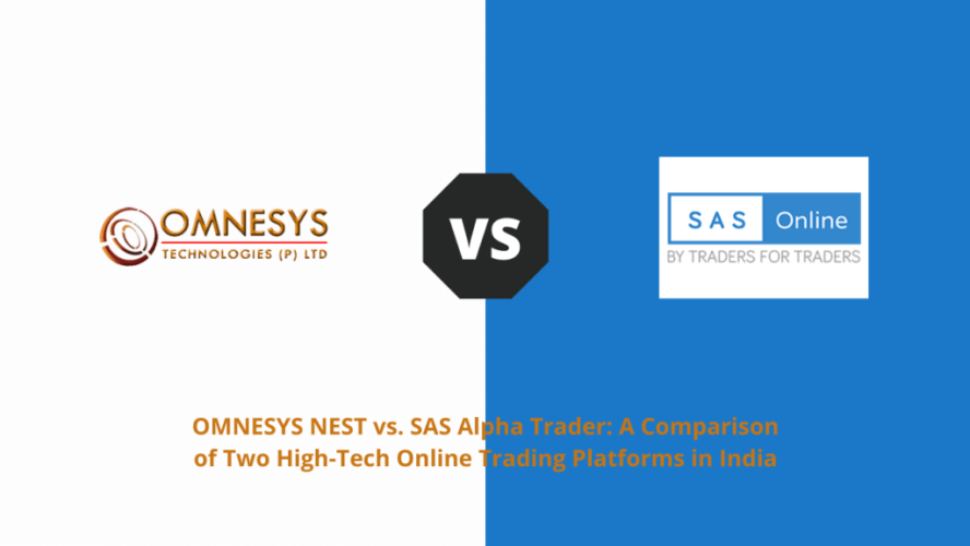 OMNESYS NEST vs. SAS Alpha Trade Compare
