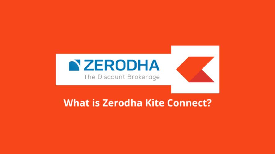 Zerodha Kite Connect review