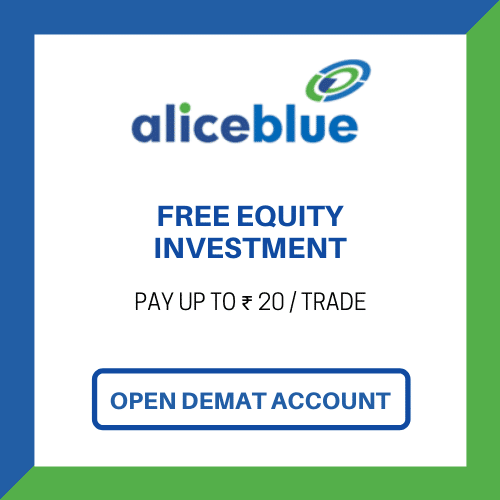 open alice blue demat account