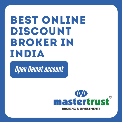 Open MasterTrust Demat Account