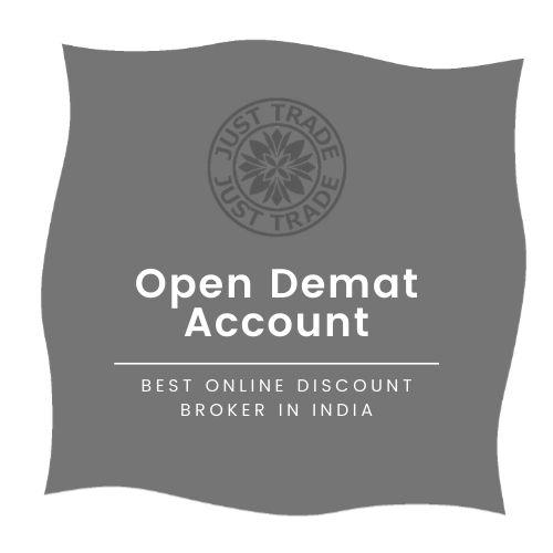 Open Just Trade Demat Account
