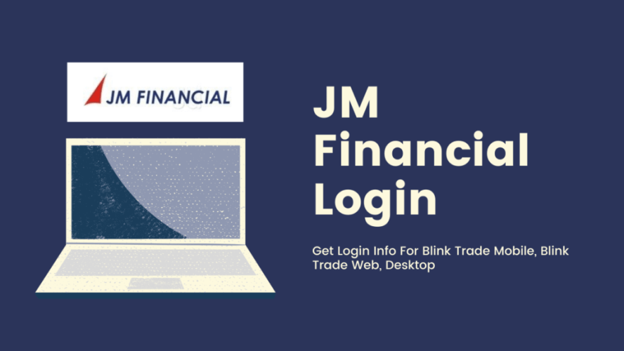 JM Financial Login