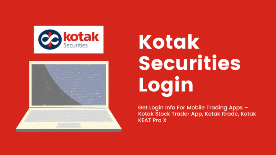 Kotak Securities Login