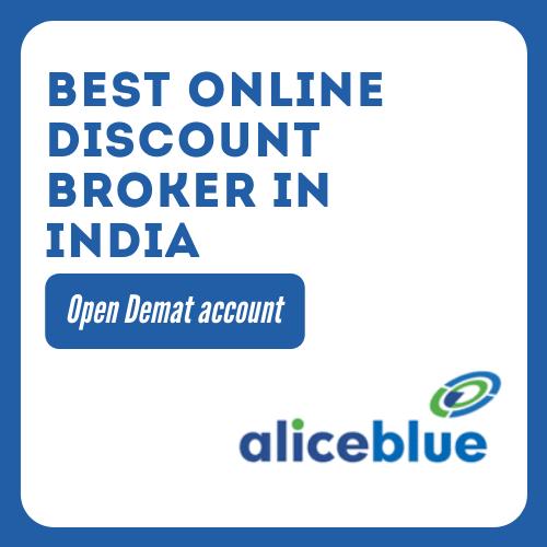 Open Alice Blue Demat Account