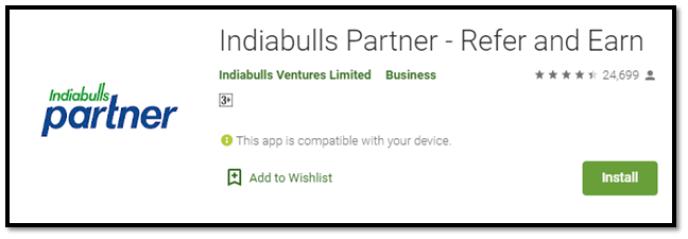 Indiabulls Partner App