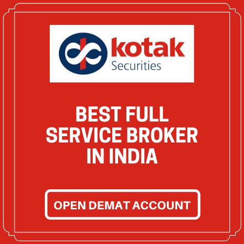 Open Kotak Securities Demat Account