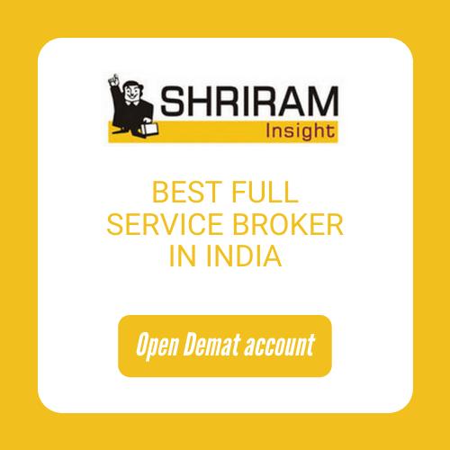 Open Shriram Insight Demat Account