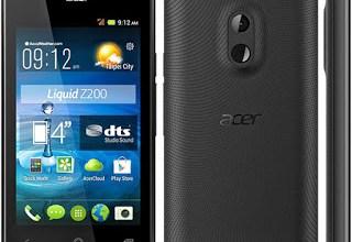 Foto de Stock Rom / Firmware Original Acer Liquid Z200 (Z205) Android 4.4.2  KitKat