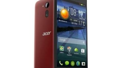 Foto de Stock Rom / Firmware Acer DC100 Android 7.1.1 Nougat