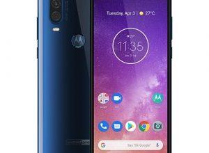Foto de Motorola One Vision XT1970-1 DS KANE Android 10 Q Brasil RETBR – QSAS30.62-24-12