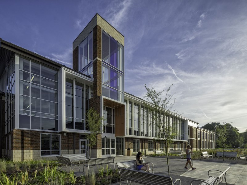 UCA HPER Center