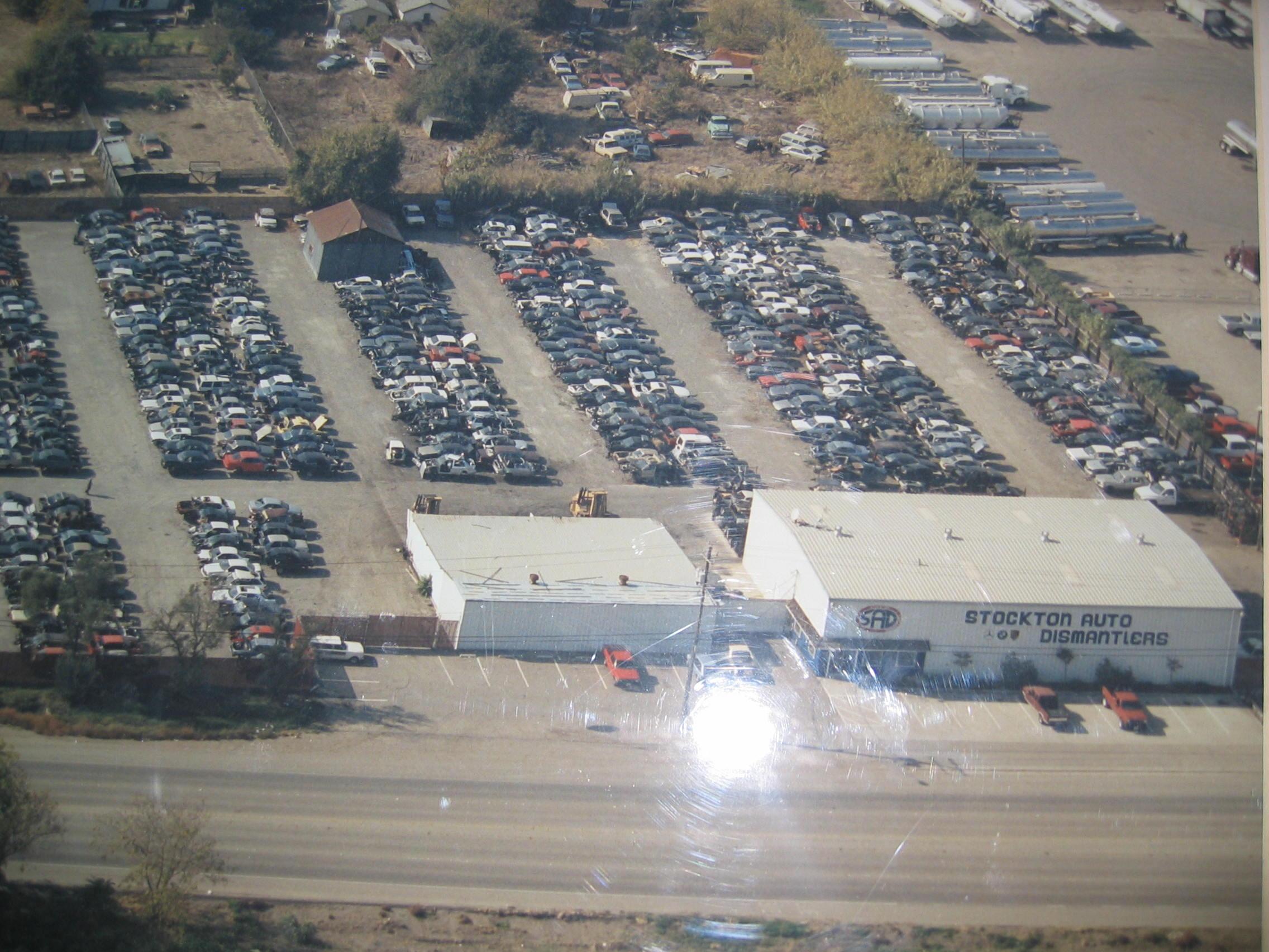 About Stockton Auto Dismantler
