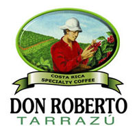 Don Roberto Tarrazu Coffee Logo