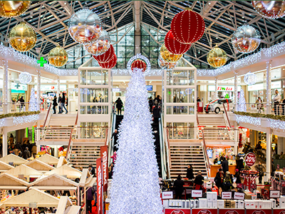 Are you ready for shoppers during the holidays?