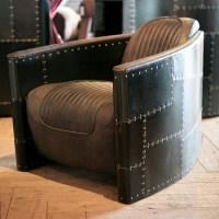 Timothy Oulton Aviator Tomcat Armchair
