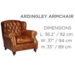 Distressed Leather Armchair Uk Folding Floor Chair Timothy Oulton Ardingley