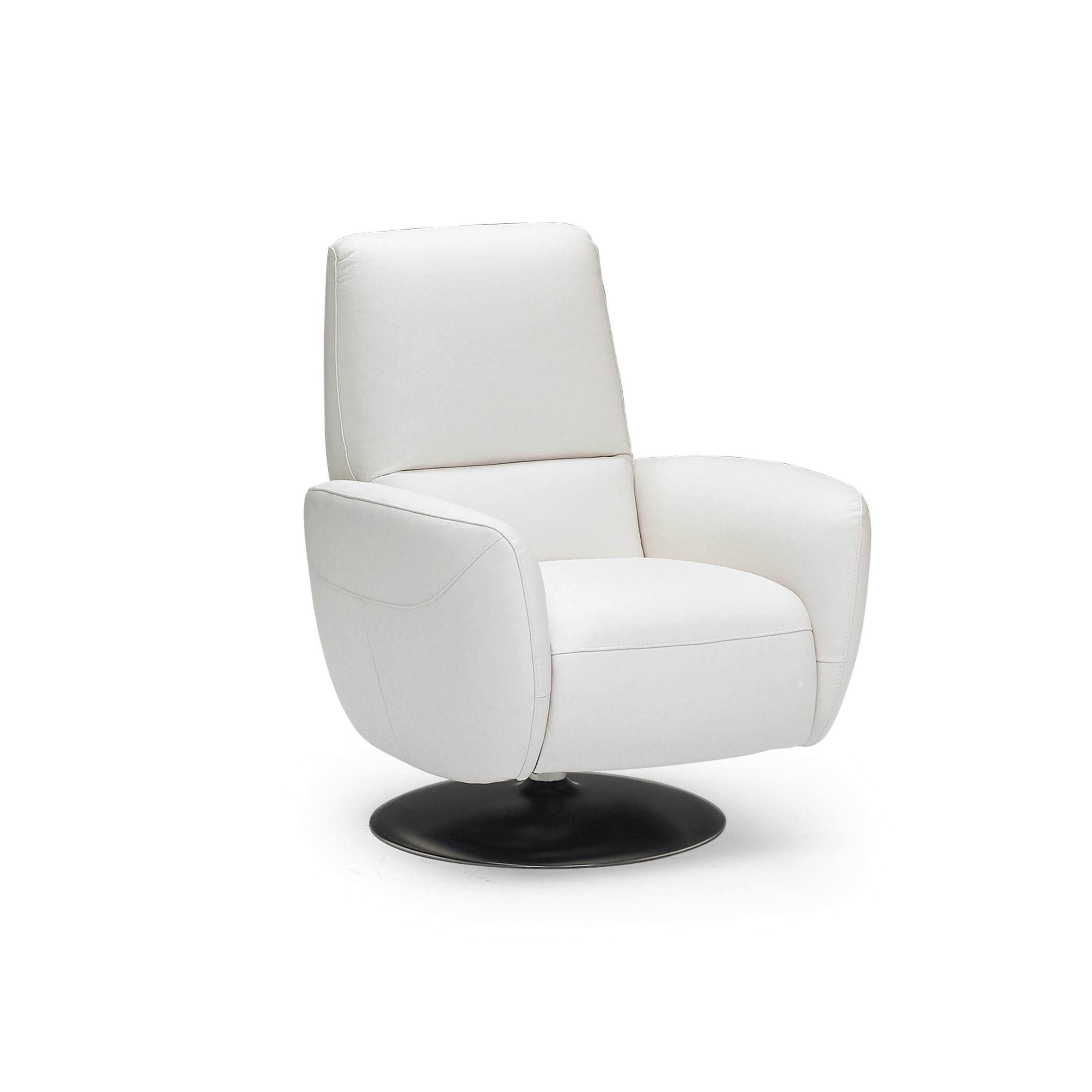 natuzzi swivel chair princess upholstered italia genny reclining