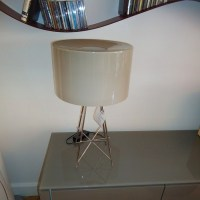 Flos Ray Table Lamp - Glass | Stocktons Designer Furniture