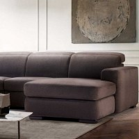 Natuzzi Italia Diesis Electric Recliner Sectional Sofa