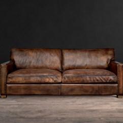 Vintage Leather Sofa Company Versatility Cube Rattan Garden Furniture Set Timothy Oulton Viscount William 2 Seater