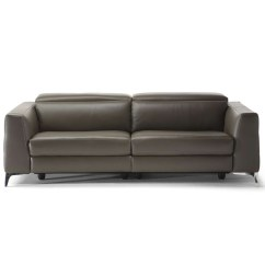 Natuzzi Electric Recliner Sofa Without Legs Editions Orgoglio Reclining