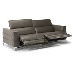 Electric Recliner Leather Sofas Uk 2 Seater Grey Sofa Bed Natuzzi Editions Orgoglio Reclining