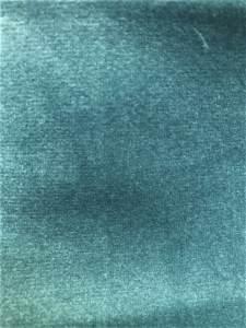 Fluweel turquoise 58