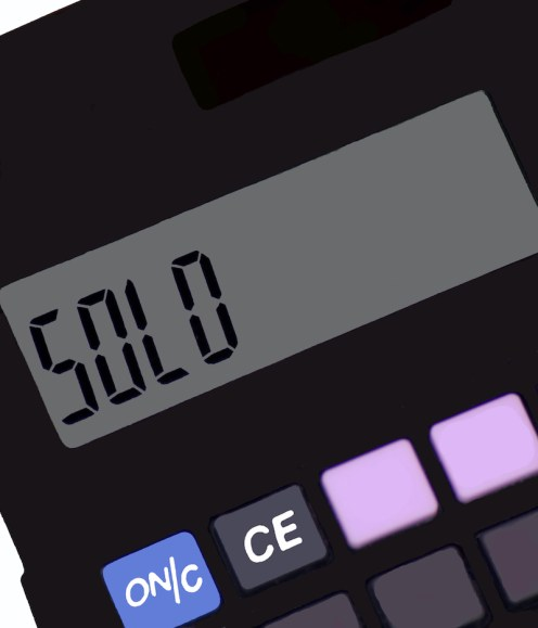 Sold Calculator Macro