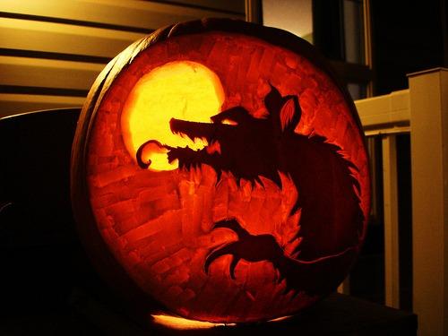 Pumpkin Carvings Of Iconic Things Blog