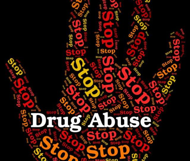 Free Stock Photo Of Stop Drug Abuse Means Abused Dependence And Addiction Created By Stuart Miles