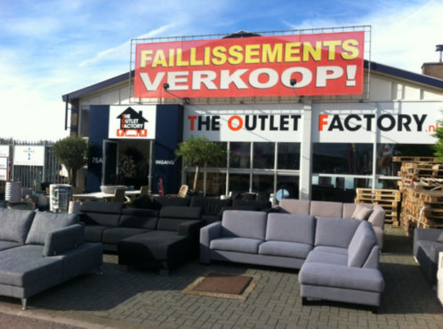 The Outlet Factory  Outletwinkel in Cruquius