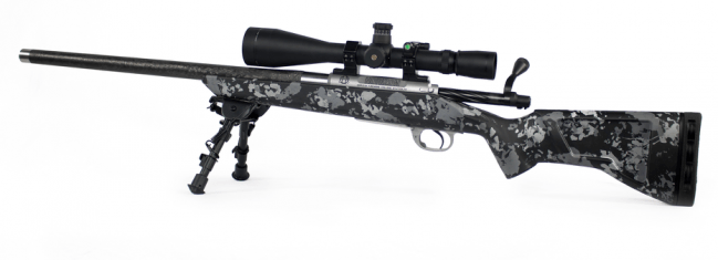 Iota krux Remington 700 lightweight carbon fiber sporter