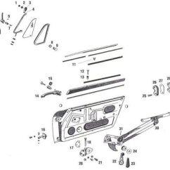 Porsche 911 Engine Diagram Of Parts Cj5 Steering Column Door Trim And For 911sc 930 Turbo