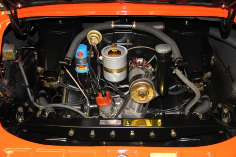 porsche 911 engine diagram of parts vdo ammeter shunt wiring 912 and rebuild supplies