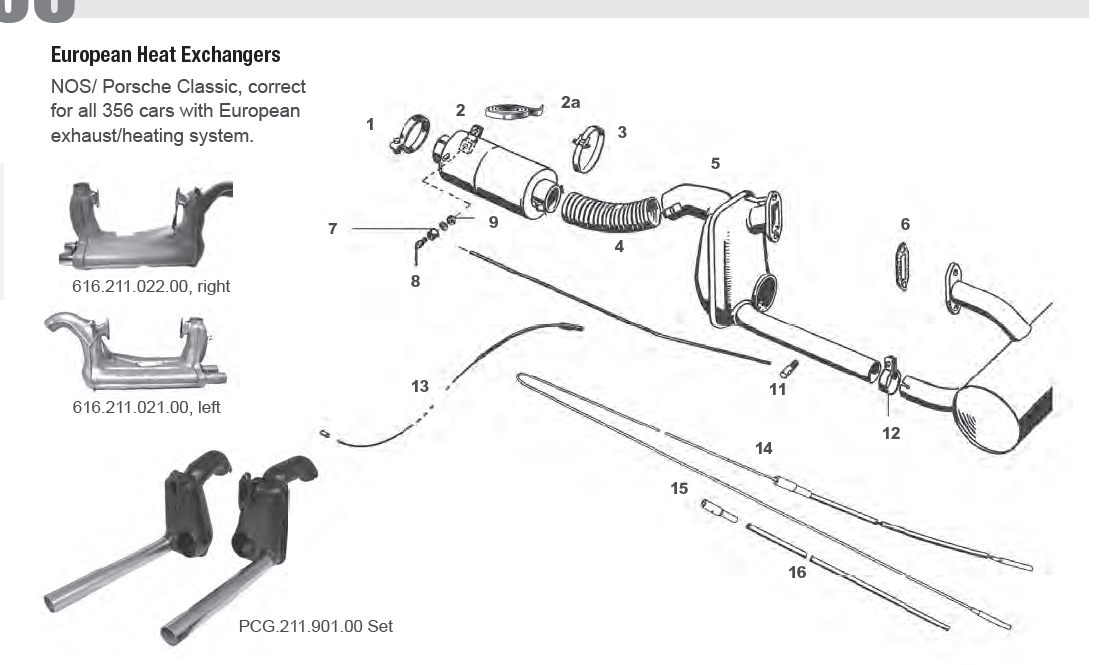 Porsche 914 Heat Diagram. Porsche. Wiring Diagrams