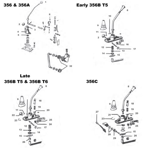 small resolution of shift lever components