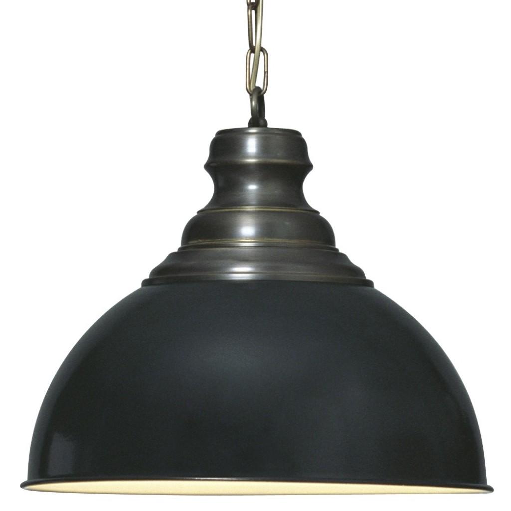 Landelijke Hanglamp Zwart kopen op Stoerelampennl
