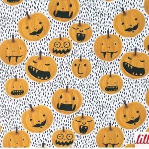 Lillestoff Pumpkin Jersey