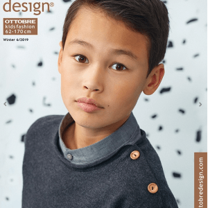 OTTOBRE kids fashion 6/2019