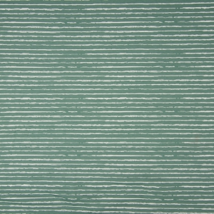 Baumwolle Stripe Dusty Green