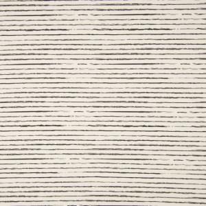 Baumwolle Stripe Ecru