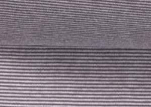 Ringelbündchen - Grau (Farbe B)