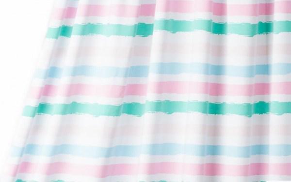 Sommerjersey Stripes, mint