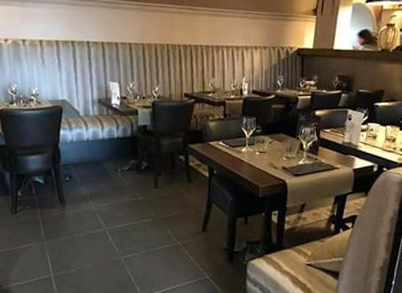 Projectstoffering restaurant San Marco Limpens-verstuyft