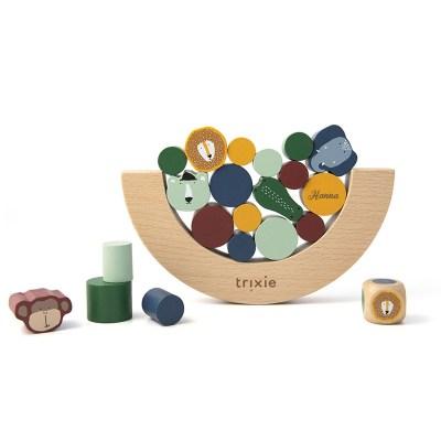 Holzspielzeug, Balancespiel, Motorik, formen, Holzspielzeug, Spielzeug, Regenbogen, Motorikspielzeug, Babyspielzeug, Little Dutch, Geschenke für Kinder, Babygeschenke,