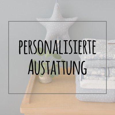 Personalisierte Austattung