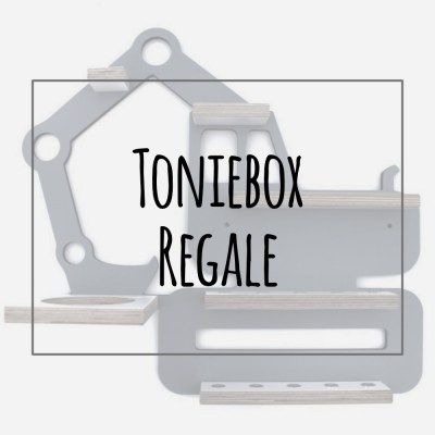 Toniebox Regale