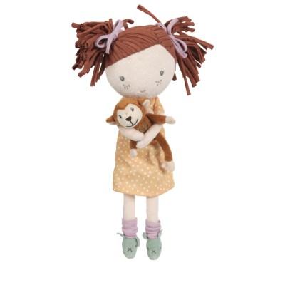 Kuschelpuppe Rosa, Kuschelpuppe, Puppe, Spielzeug, Little Dutch, Puppe, Kuschelpuppe Sophia